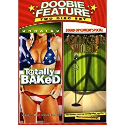 Doobie Feature (Totally Baked/420 Hour Stand-Up)
