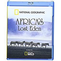 Africa's Lost Eden [Blu-ray]