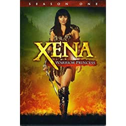 Xena: Warrior Princess - Season One