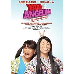Yaya & Angelina - Philippines Filipino Tagalog DVD Movie