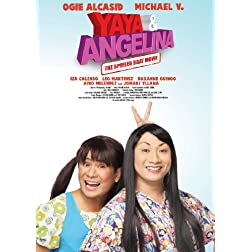 Yaya & Angelina - Philippines Filipino Tagalog DVD Movie