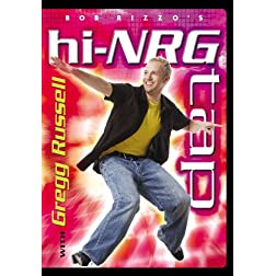 Bob Rizzo: hi-NRG Tap Dance with Gregg Russell