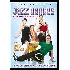 Bob Rizzo: Jazz Dances For Kids & Teens
