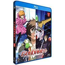Mobile Suit Gundam Unicorn Vol. 1 (Amazon Exclusive) [Blu-ray]
