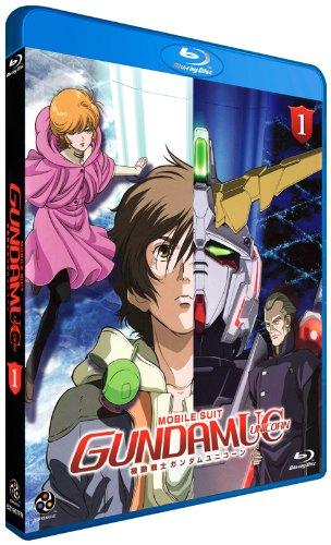 Mobile Suit Gundam Unicorn Vol. 1 (Amazon Exclusive) [Blu-ray]