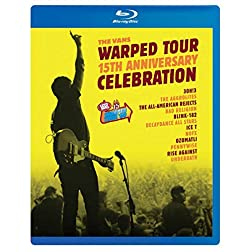 The Vans Warped Tour 15th Anniversary Celebration [Blu-ray]