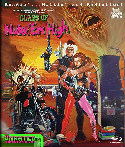 Class of Nuke 'Em High [Blu-ray]