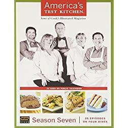 America's Test Kitchen: The Complete 7th Season