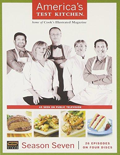 America's Test Kitchen: The Complete 7th Season