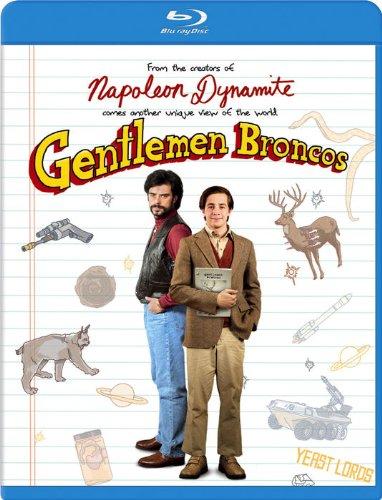 Gentlemen Broncos [Blu-ray]