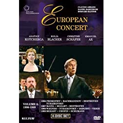 European Concert Volume 2: 1996-1999