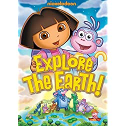 Dora the Explorer: Explore the Earth