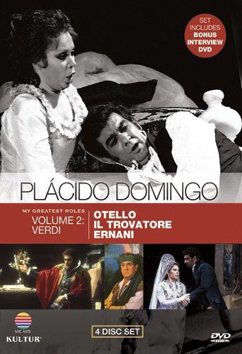 Placido Domingo: My Greatest Roles, Vol. 2 - Verdi (Otello / Il Trovatore / Ernani)