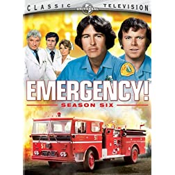 Emergency!: Season Six