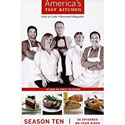America's Test Kitchen: Season Ten