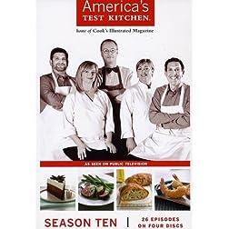 America's Test Kitchen: Season Ten