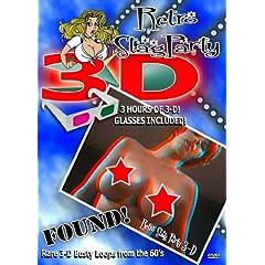 Retro Stag Party 3-D