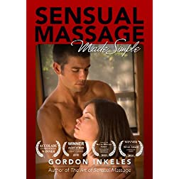 Sensual Massage Made Simple DVD