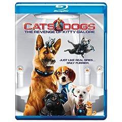 Cats & Dogs: Revenge of Kitty Galore [Blu-ray]