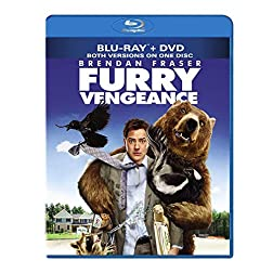 Furry Vengeance (Single-Disc Blu-ray/DVD Combo)
