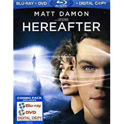 Hereafter (Blu-ray/DVD Combo + Digital Copy)