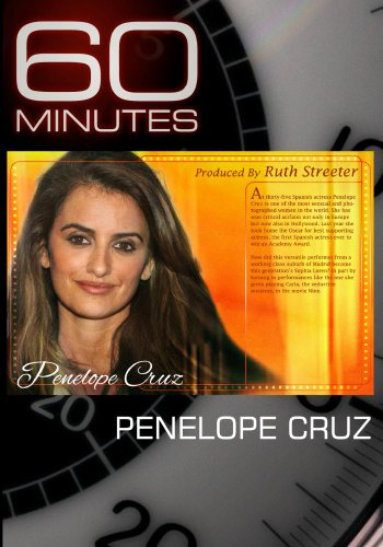 60 Minutes - Penelope Cruz (January 17, 2010)