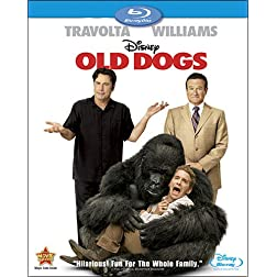 Old Dogs (Single Disc Blu-ray)