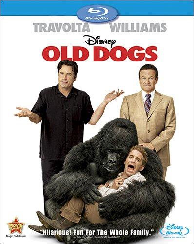 Old Dogs (Single Disc Blu-ray)