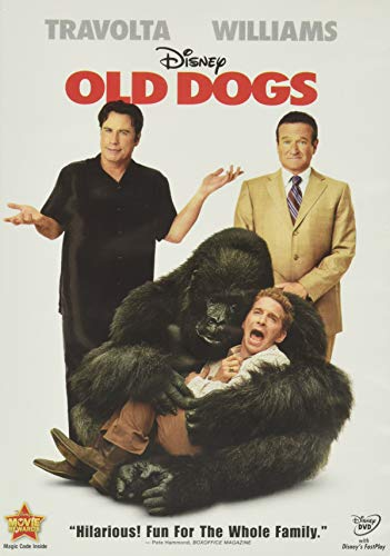 Old Dogs (Single Disc Widescreen)