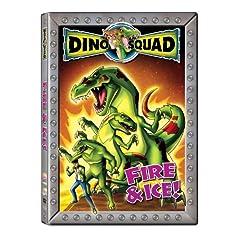 Dino Squad: Fire & Ice