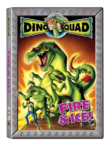 Dino Squad: Fire & Ice