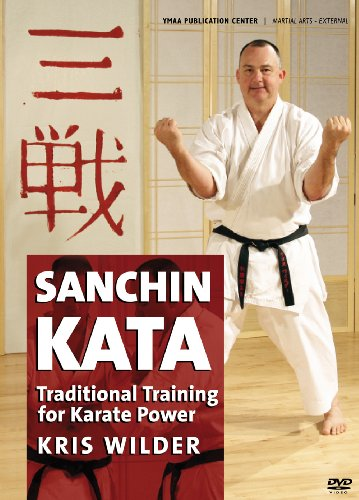 Sanchin Kata (YMAA karate) Three Battles Karate Kata