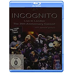 Incognito Live In London: The 30th Anniversary Concert [Blu-ray]