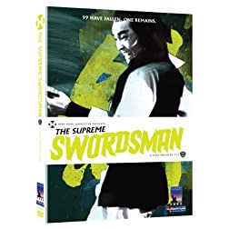 The Supreme Swordsman (Shaw Brothers)