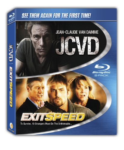 JCVD/Exit Speed [Blu-ray]