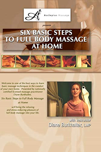 Six Basic Steps to Full Body Massage at Home