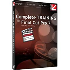 Class on Demand:Complete Training for Final Cut Pro 7 Educational Training Tutorial DVD