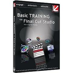 Class on Demand:Basic Training for Final Cut Studio Educational Training Tutorial DVD