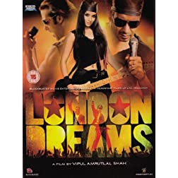 London Dreams (Dvd) (Bollywood Movie / Indian Cinema / Hindi Film)
