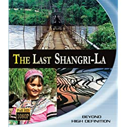 The Last Shangri-La [Blu-ray]