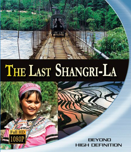 The Last Shangri-La [Blu-ray]