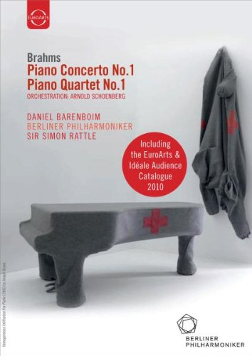 Piano Concerto No 1 / Piano Quartet No 1