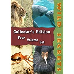 Wild Secrets - Collector's Edition (Four Volume Set) (Non-Profit)