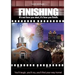 &quot;Finishing&quot;