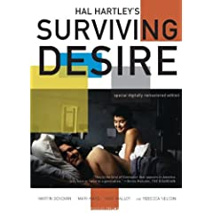 Hal Hartley's Surviving Desire, special digitally remastered edition