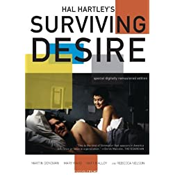 Hal Hartley's Surviving Desire, special digitally remastered edition