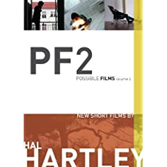 Possible Films Volume 2, New Short Films by Hal Hartley