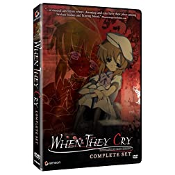 When They Cry: Complete Box Set (Viridian Collection)