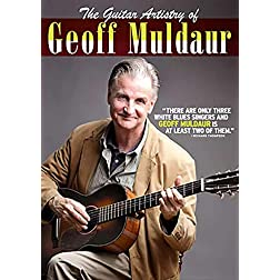 Guitar Artistry of Geoff Muldaur