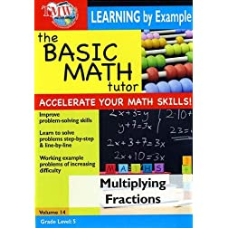 The Basic Math Tutor: Multiplying Fractions